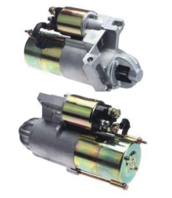 New 12v Starter Motor 9000820 9000822 9000850 50806965a4 38547501 For Volvo Penta Replacement Parts Auto