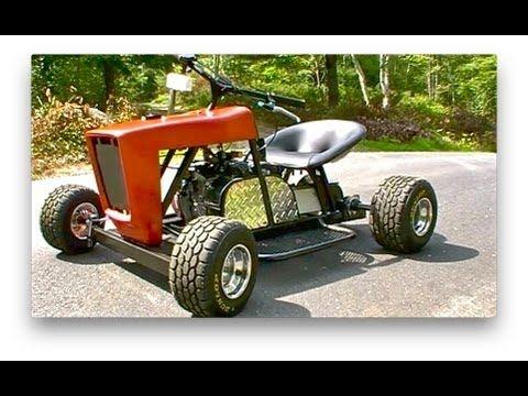 racing mower go kart is finished rides rods. Black Bedroom Furniture Sets. Home Design Ideas