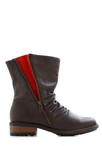 $44 Orange Grove Excursion Boot, #ModCloth