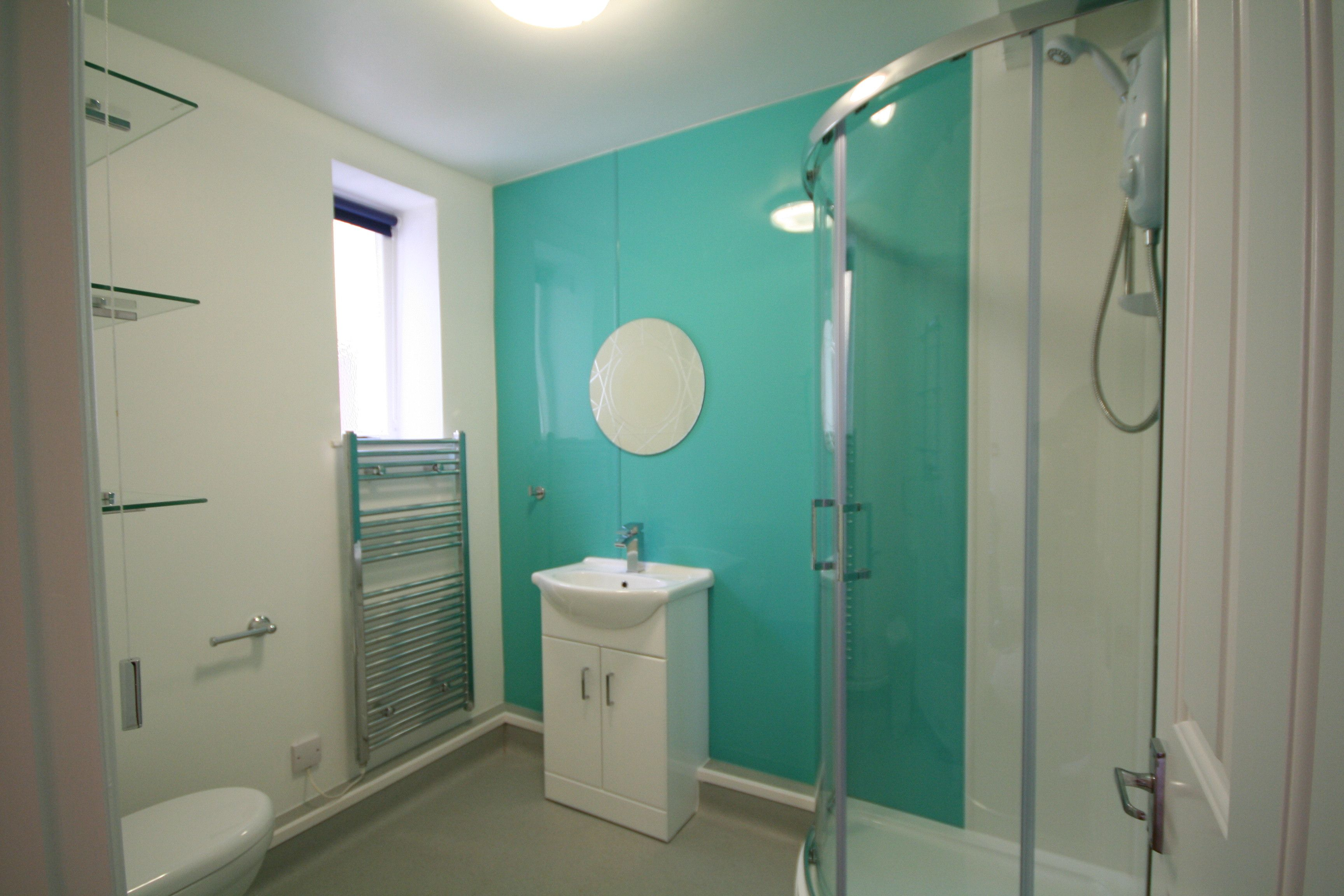 Interior Wall Cladding For A Hygienic And Highly Attractive Surfaces