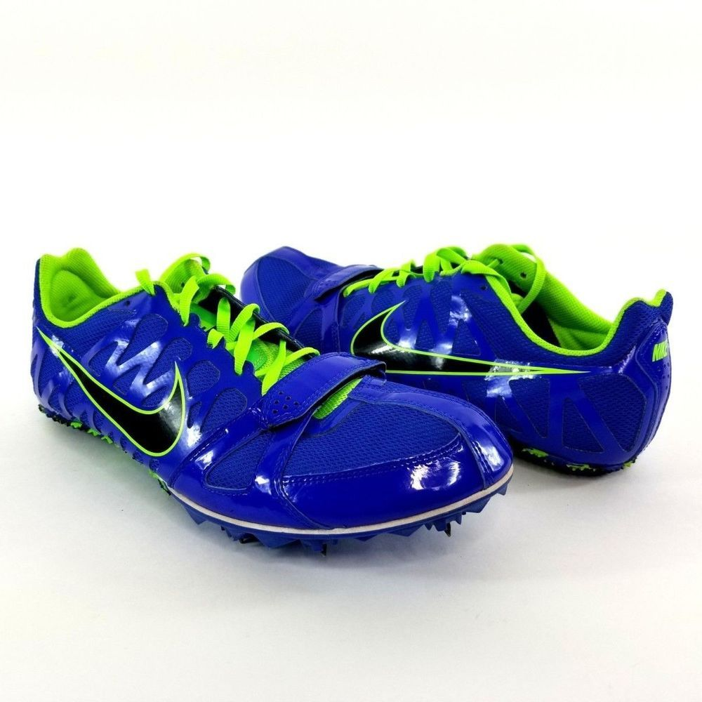 low priced 6d207 74218 Nike Zoom Rival S Mens Blue Size 11.5 Track Cleats W  Spikes in Great  Condition  fashion  clothing  shoes  accessories  mensshoes  athleticshoes  (ebay link)