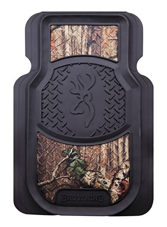 Browning Floor Mats in BreakUp Infinity Camo Truck