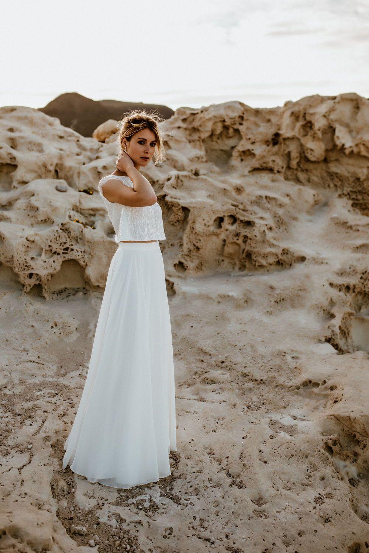 Noni Mode - Perfekte Brautmode für deine Strandhochzeit in 13