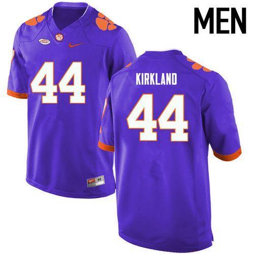 Legends Clemson Tigers Levon Kirkland 44 Football Jersey