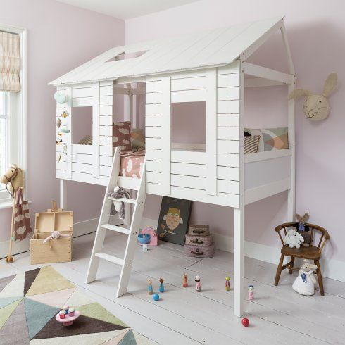 Noa and nani christopher midsleeper treehouse bed kid 39 s for Treehouse toddler bed