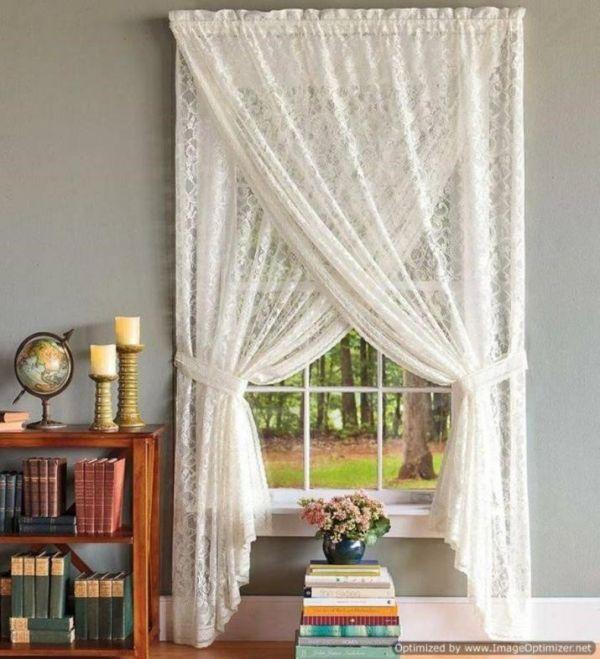 40 fancy curtain ideas for a creative