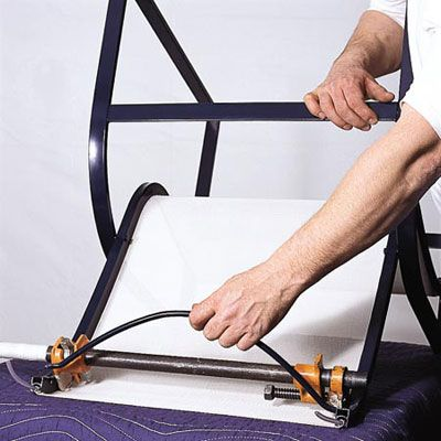 How To Repair Aluminum Patio Chairs Home Pinterest