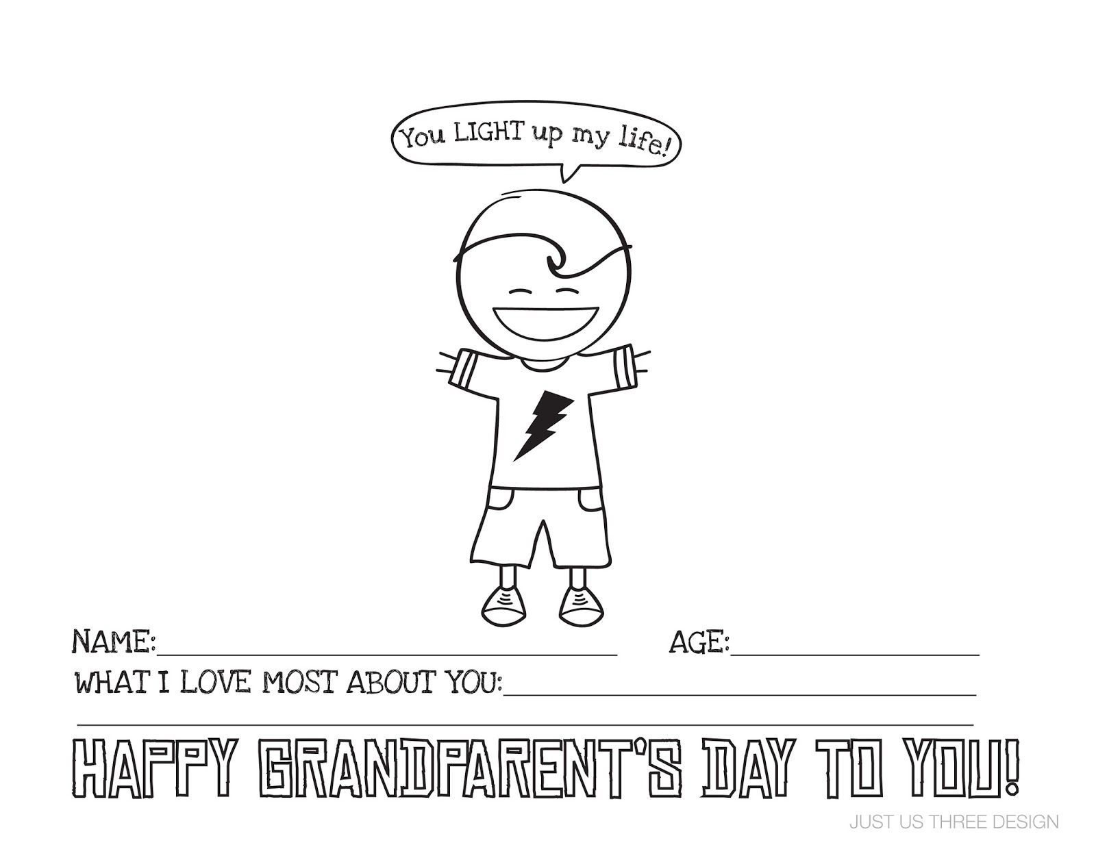 Well our Grandparent's Day cards are out and the big day is fast approaching on Sunday, September 8th! You haven't done anything yet... #grandparentsdaycrafts