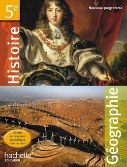 Histoire Geographie 5e Livre Eleve Nouvelle Edition 2010