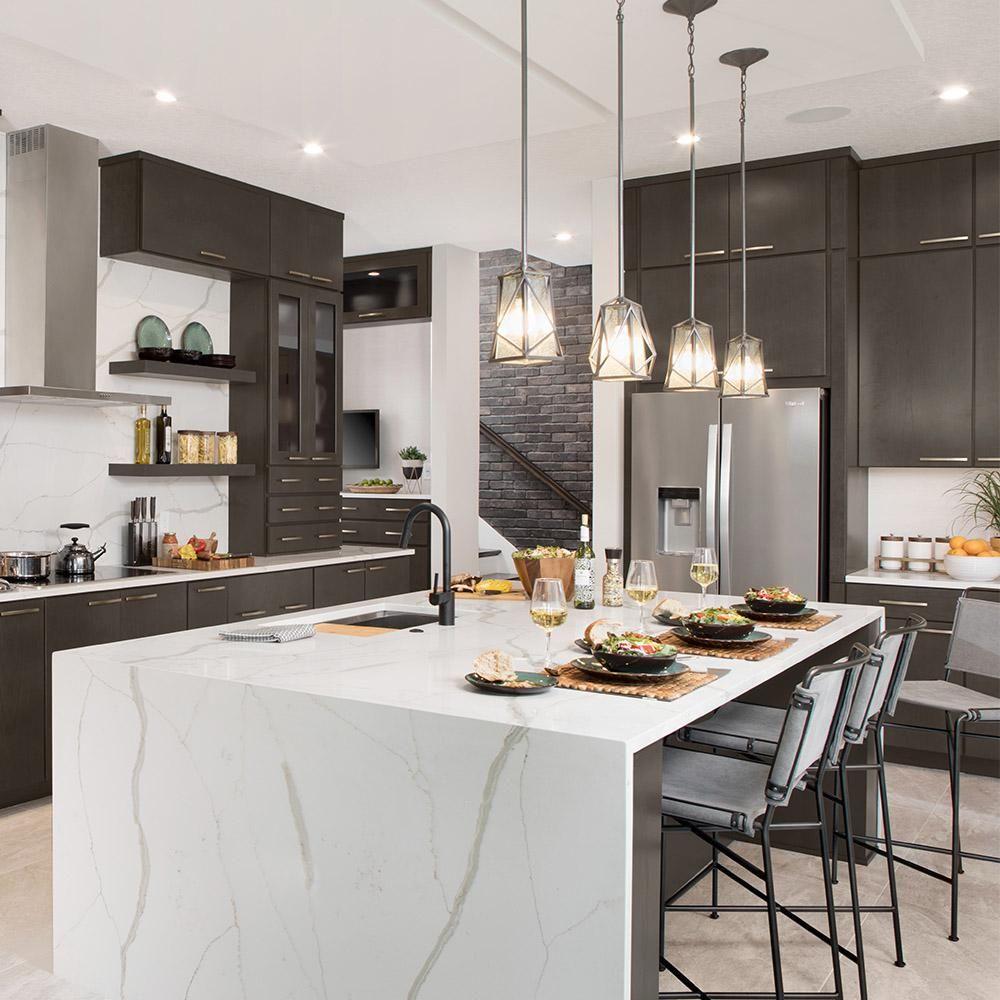Best The Home Depot Modern Custom Kitchen Cabinets Modern 640 x 480