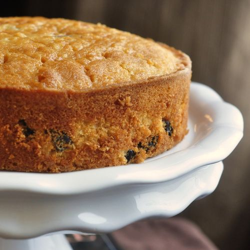 Collins Rum Soaked Fruit Cake