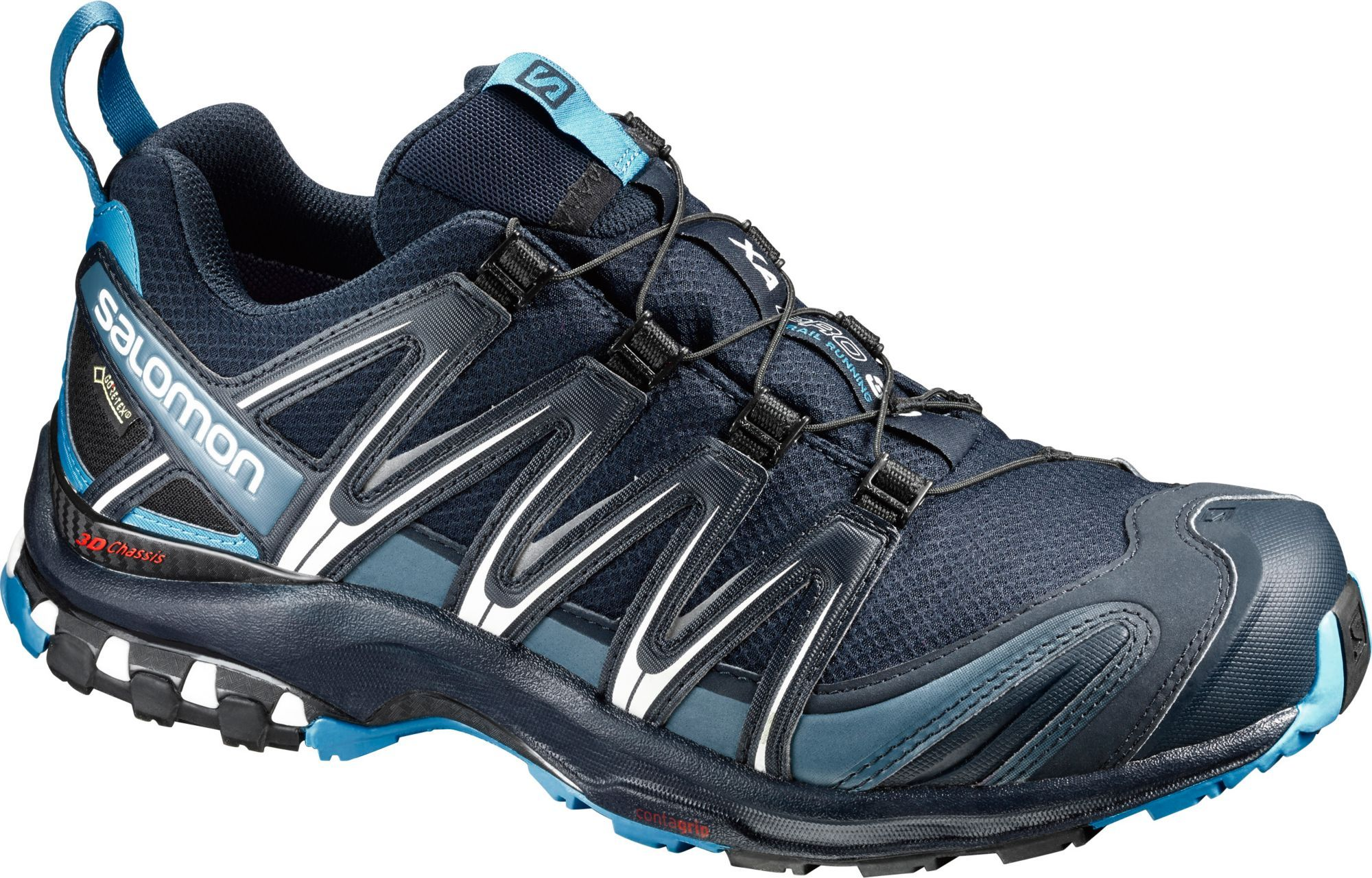 Salomon Men's XA Pro 3D Trail Running Shoes, Size: 9.0, Gray