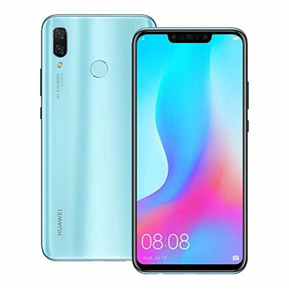 Huawei Nova 3 128gb Unlocked Dual Sim 4g Lte 6gb Ram 6 3in 24mp Ai Cam Purple Phone Accessories Trend Technology Iphone Watch Android Ios Smart Novaes