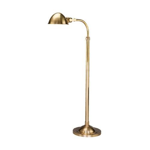 Alvin Collection Pharmacy Floor Lamp Design By Robert Abbey
