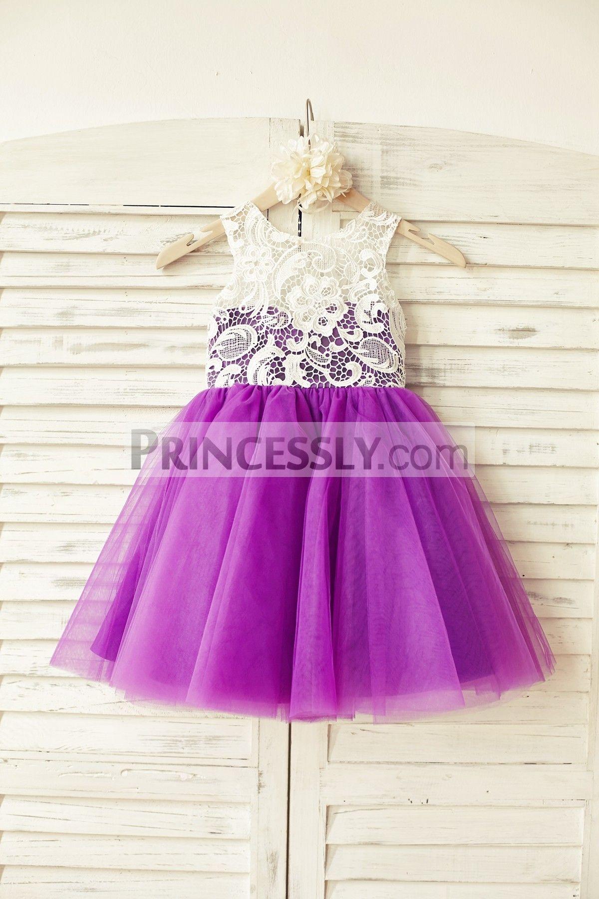 Princessly.com-K1000104-Ivory-Lace-Blush-Pink-Tulle-Flower-Girl ...
