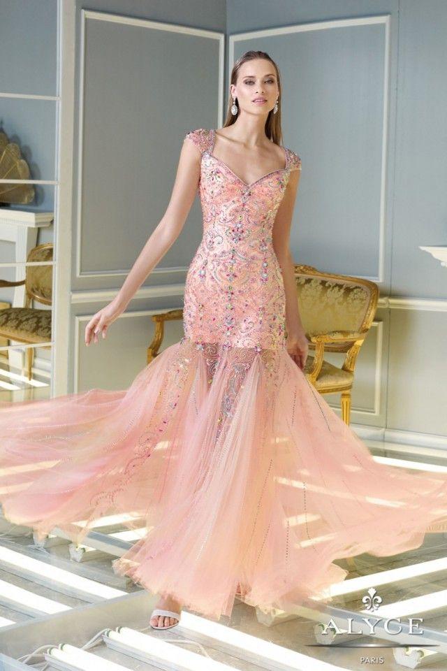 Nothing Spells Luxury Like Alyce Paris - Marvelous Evening Dresses ...