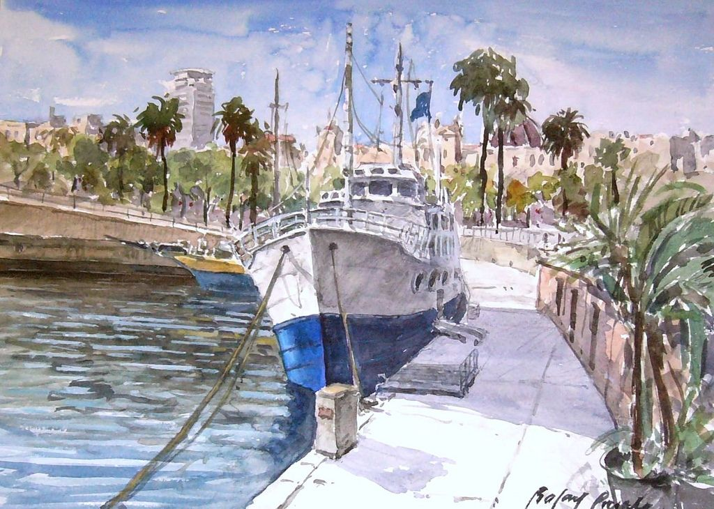 Port de Barcelona | by rafael pujals