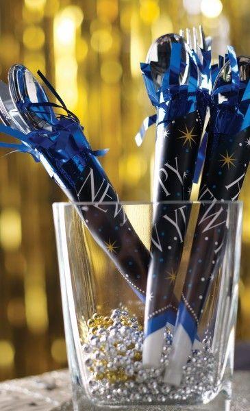 Silvester Deko - Motiv Countdown | Silvester dekoration ...