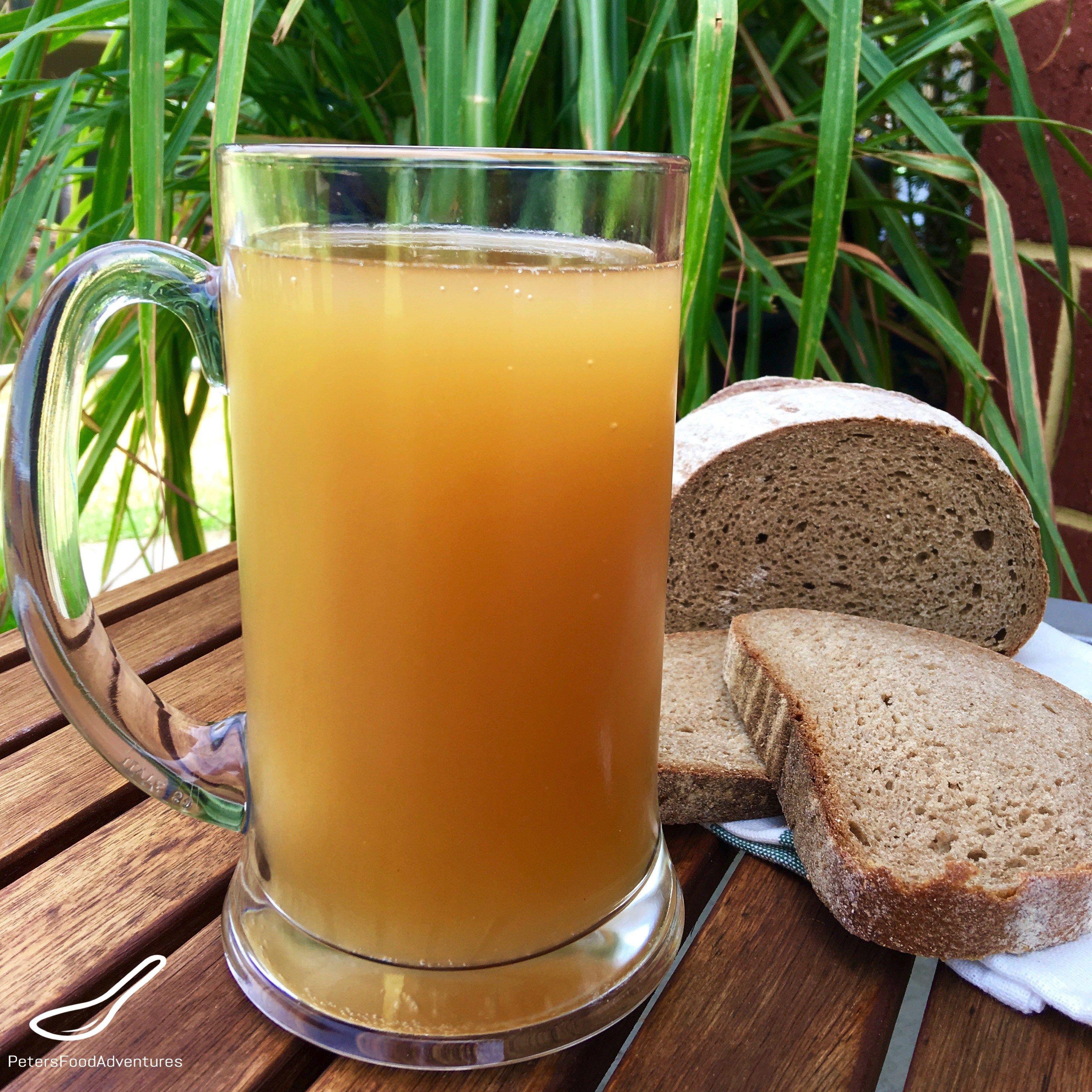 Kvass Recipe Rye Bread