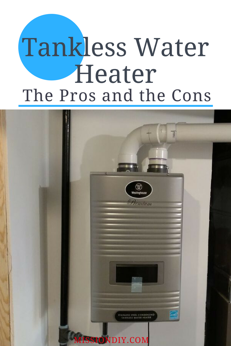 Pros and cons of gas tankless water heaters - The Pros And Cons Of Installing A Tankless Hot Water Heater And Info About A Hybrid