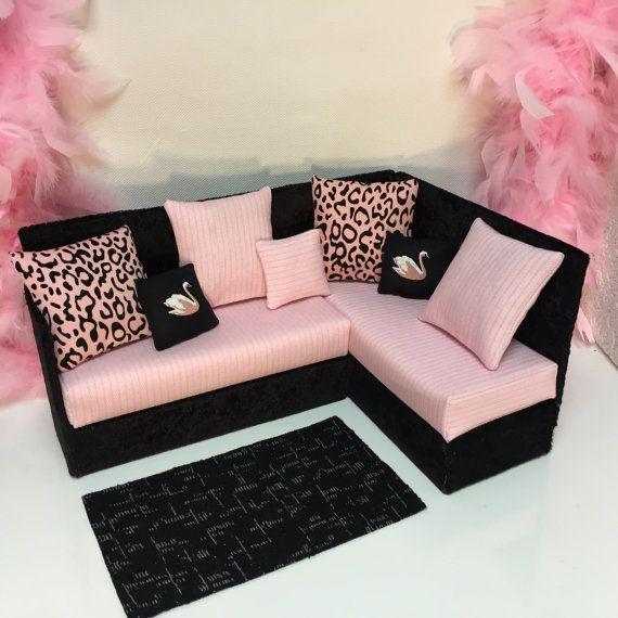 Furniture for Barbie Doll Monster High Gigi Grant | Barbie doll ...