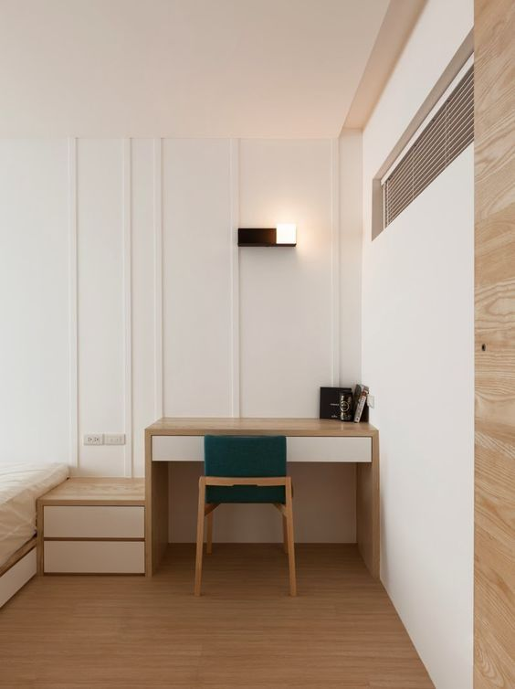 Small 10x10 Study Room Layout: 17 Combination Dressing And Study Tables For Your Small