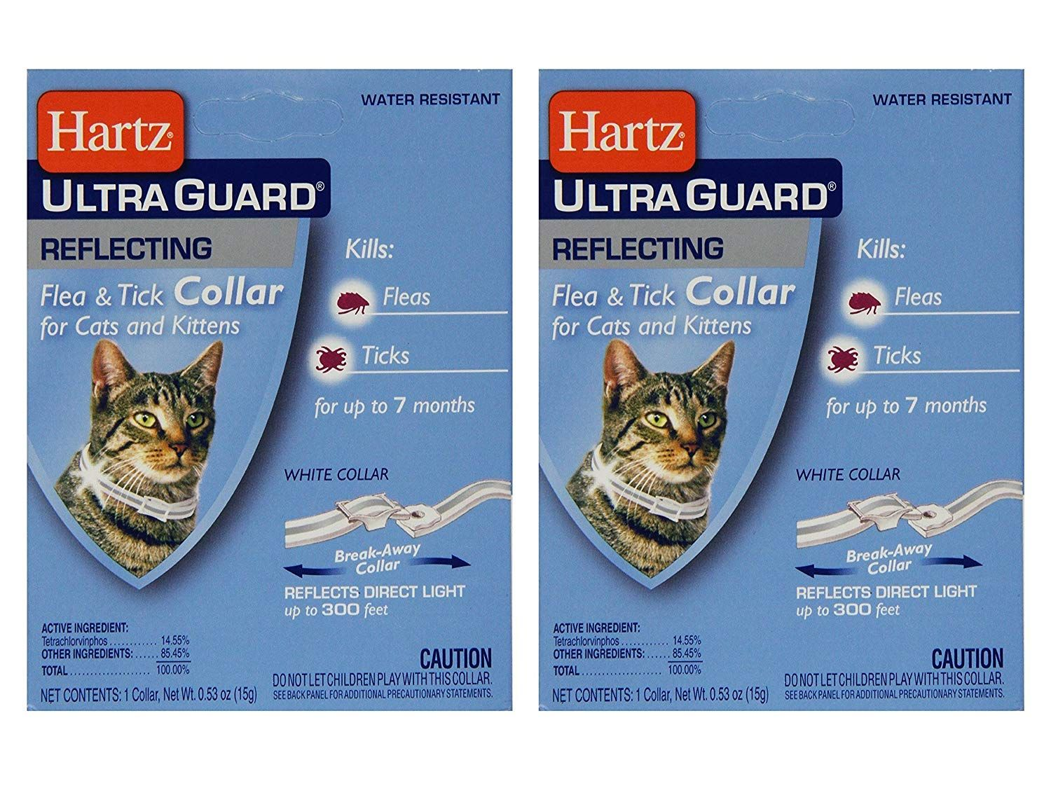 Set Of 2 Hartz Ultraguard Flea And Tick Collar For Cats And Kittens Bundled By Maven Gifts Click On The Image For Additional Details Cat Fleas Fleas Cats