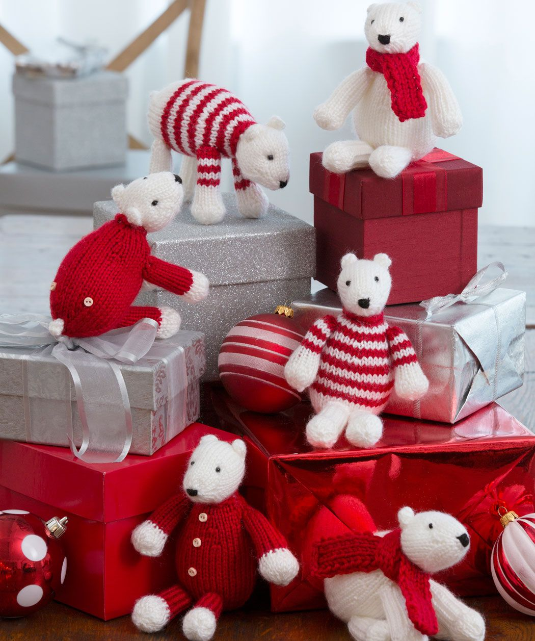 Make It Merry Pattern | Red Heart | Crochet | Pinterest ...