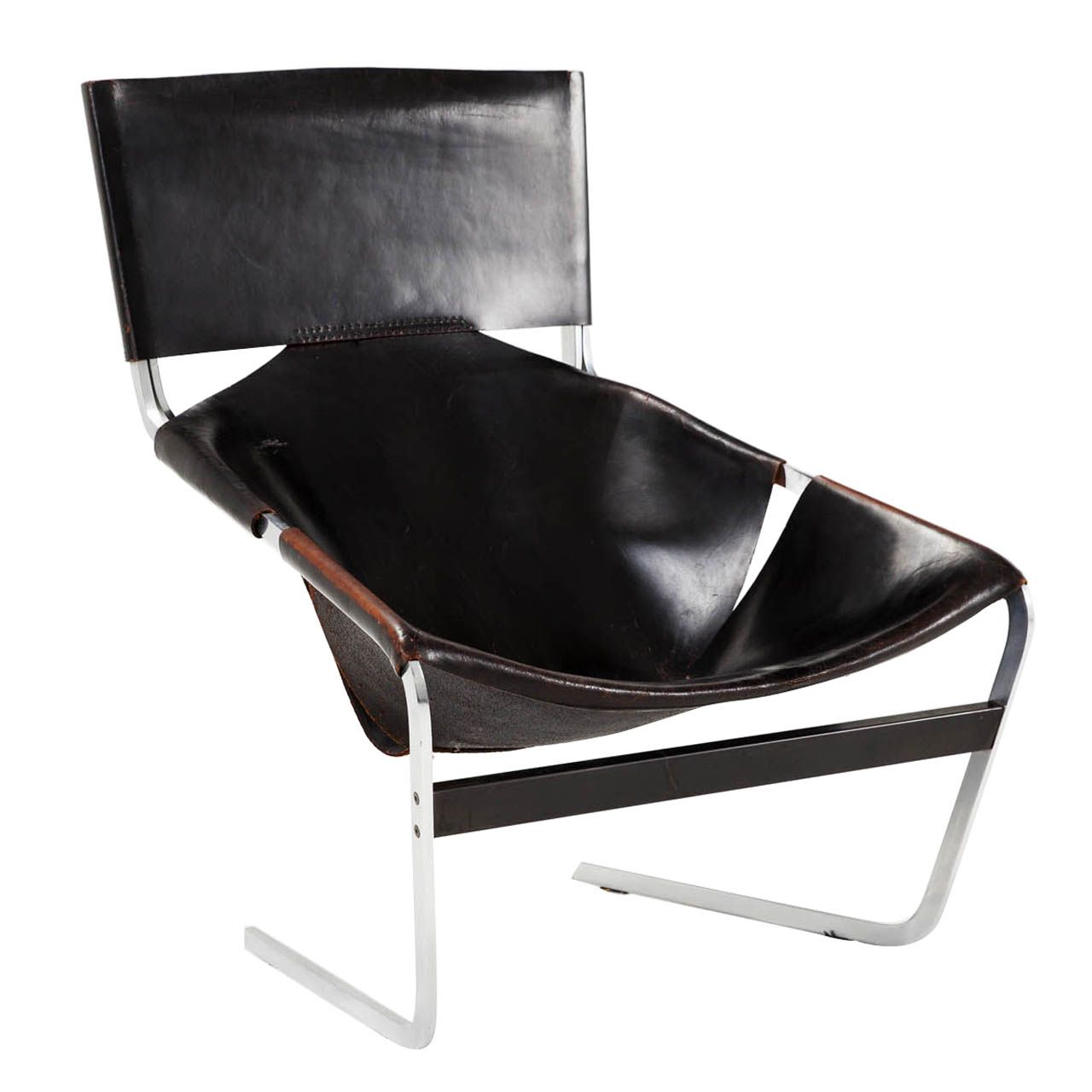 Chaise Medieval 39f 444 39 Loungechair By Pierre Paulin Modern Lounge