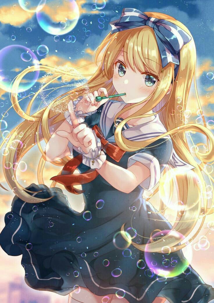 80 Gambar Anime Keren Cantik HD