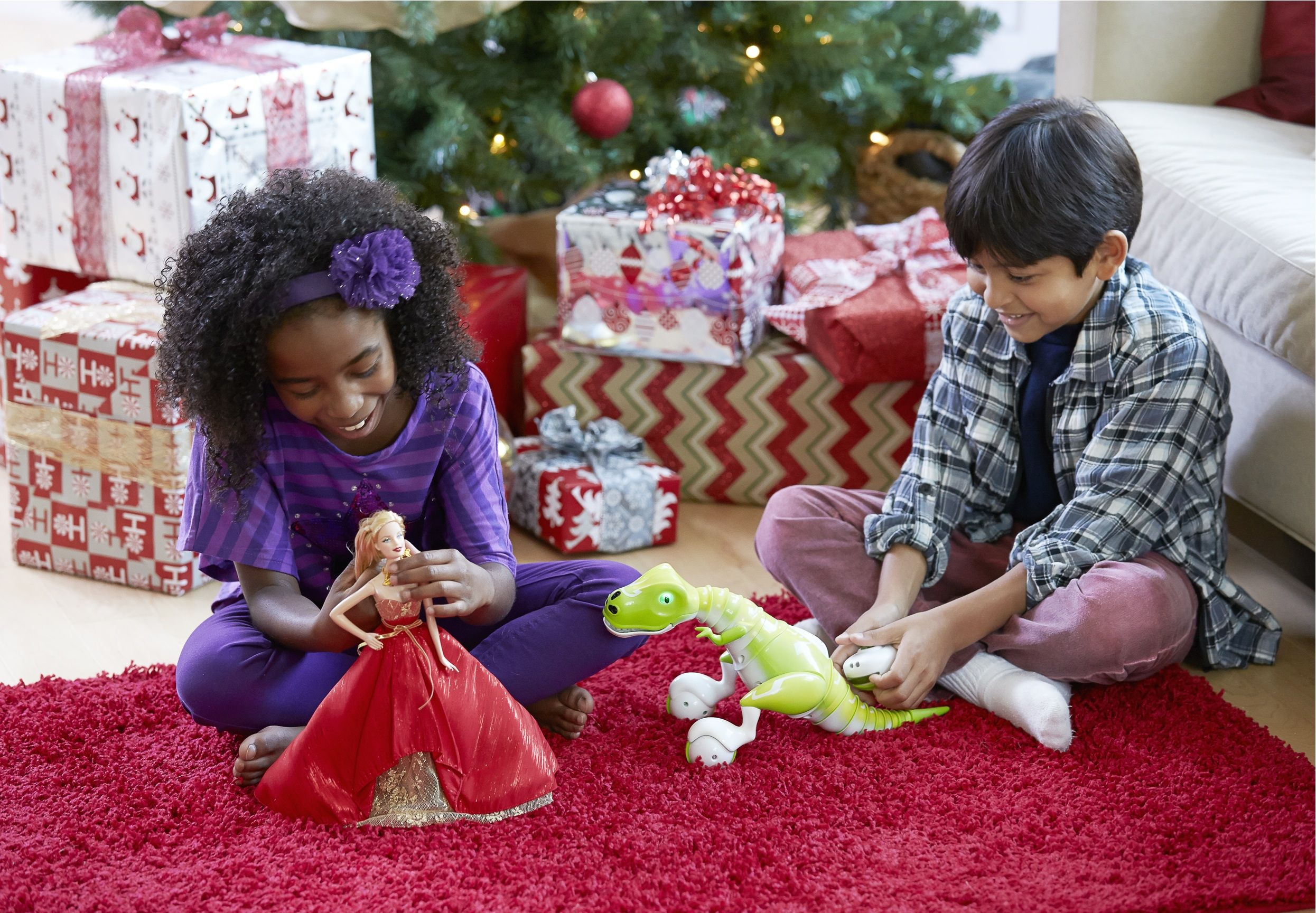 FUN TOYS FOR GIRLS AND BOYS Give them a Christmas to remember