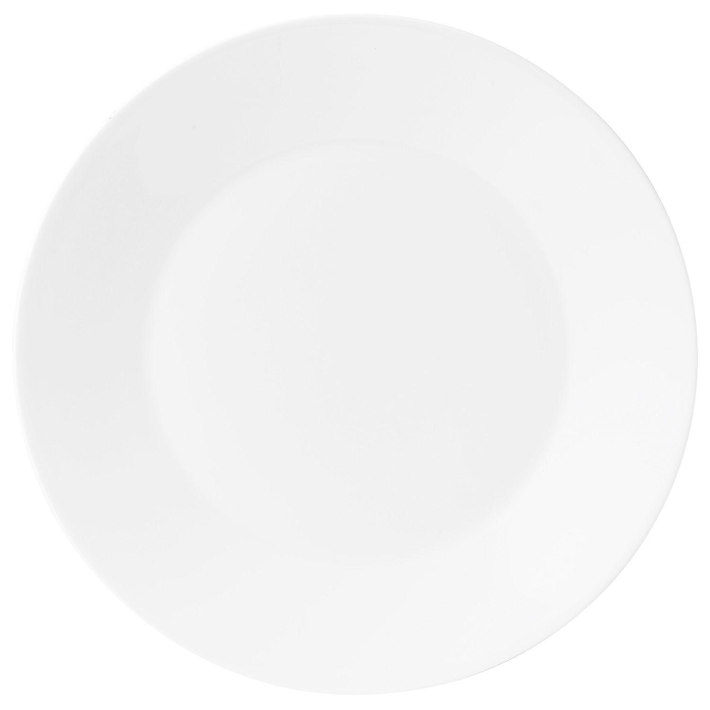 Wedgwood Jasper Conran White Bone China Dinnerware Dinner Plate