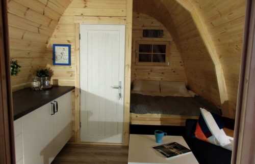 cabin kit - Camping Pod - Igloo 9'10'' x 13'6'' tiny house