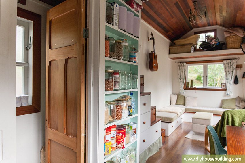 Tiny House Interior | Park Models And Small Homes | Pinterest