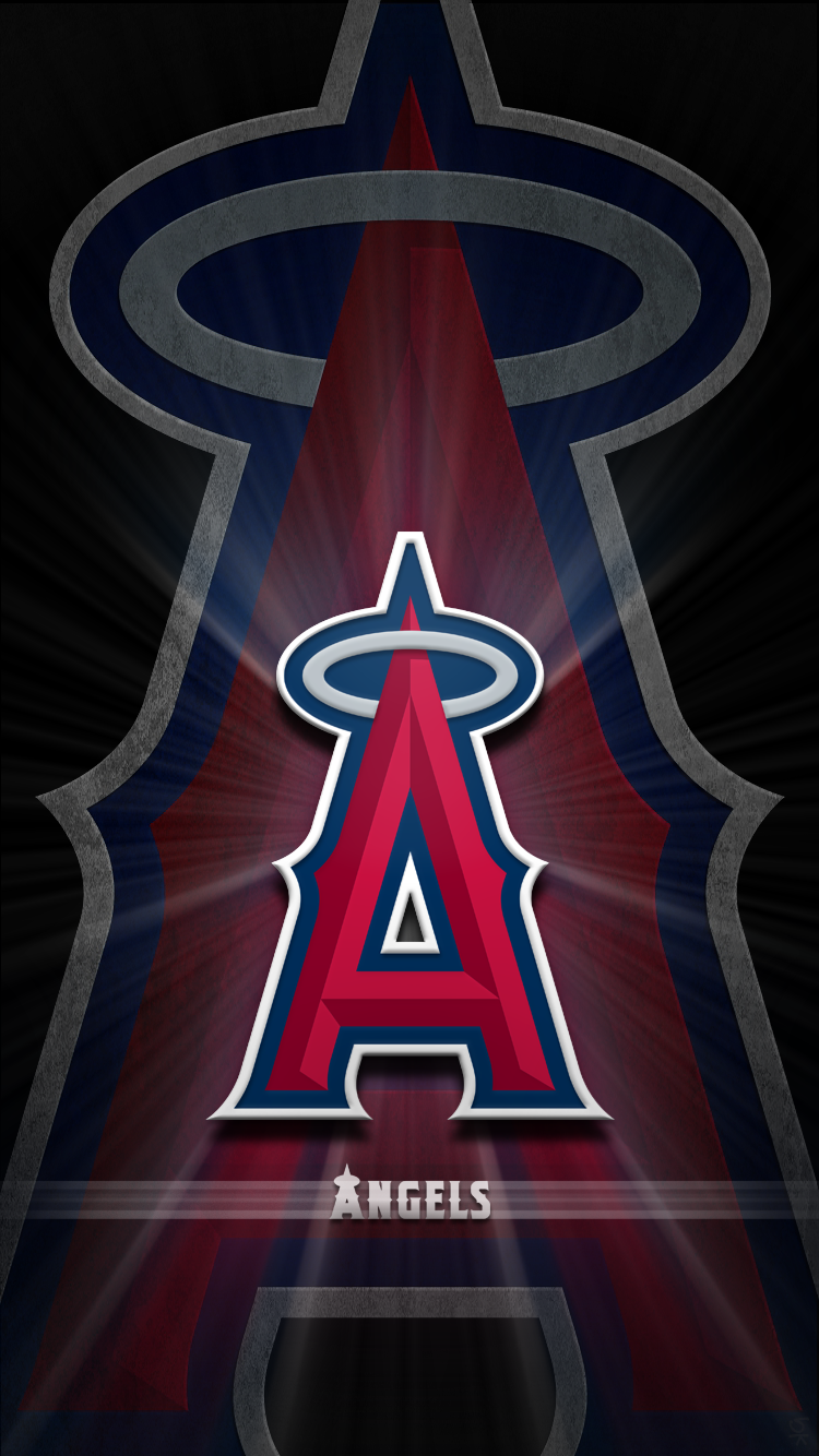 Angels Stadium Wallpaper Angels Baseball Baseball Wallpaper Los Angeles Angels