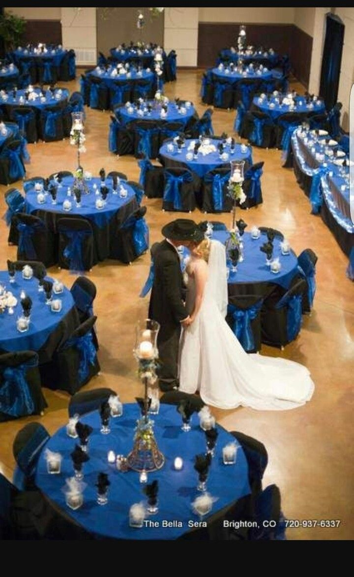 Wedding decorations royal blue  Pin by Lucy on wedding ideas  Pinterest  Wedding Weddings and Banquet