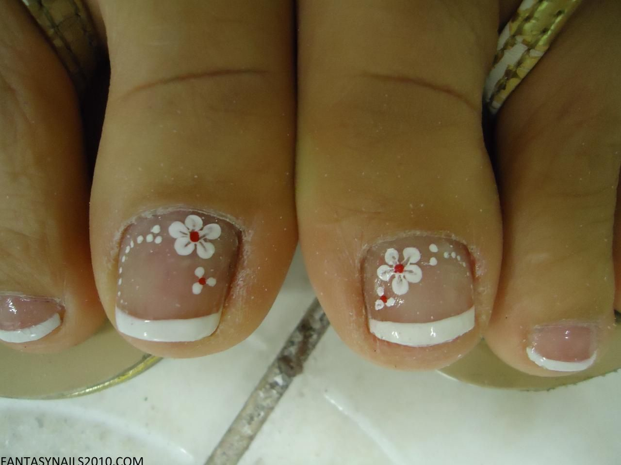FANTASY NAILS - PEDICURE DESIGN | Toes | Pinterest | Pedicures, Pedi ...