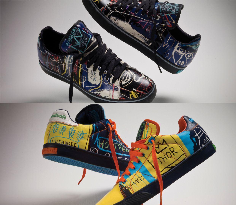 Archive | Reebok NPC Clean Basquiat | j08139