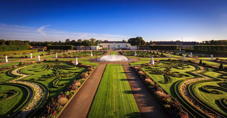 Hannover Herrenhauser Garten Hanover Royal Gardens Germany Grosser Garten Tourismus Hannover Herrenhauser Garten Und Grosser Garten