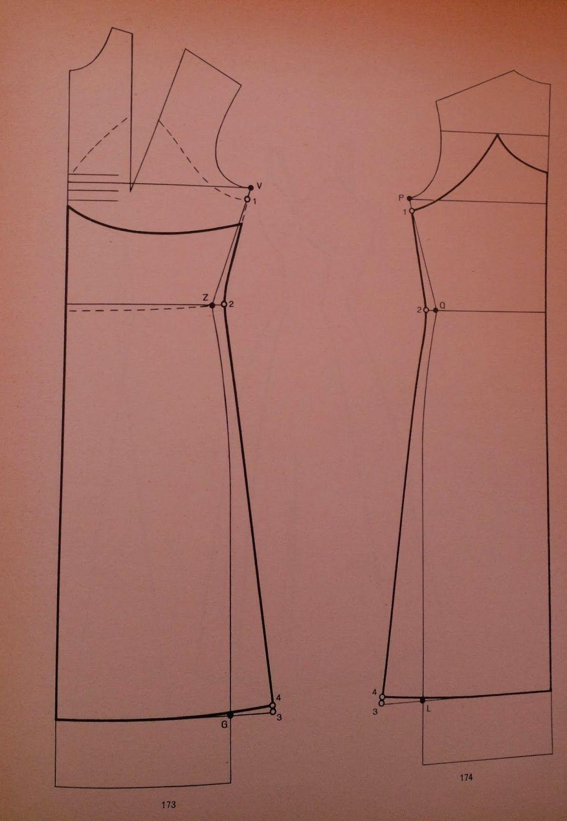 I Quaderni di Studio Manie  CARTAMODELLI-PATTERN  186a602fc715