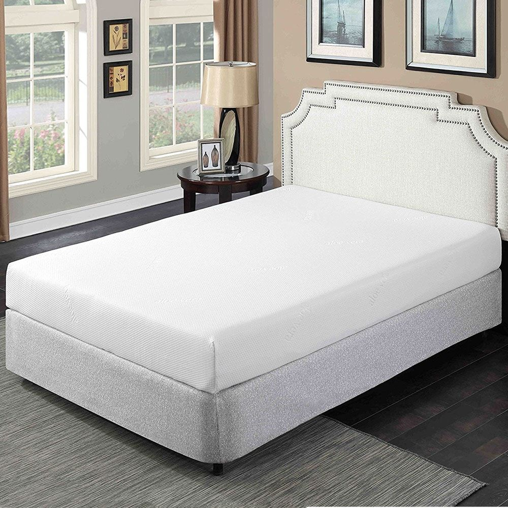 Linen Chest Maddie Memory Foam Mattress In A Box Mattress Twin