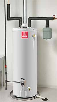 No Hot Water Here S Cost To Replace A Gas Water Heater Water Heater Installation Apartment Cleaning Services