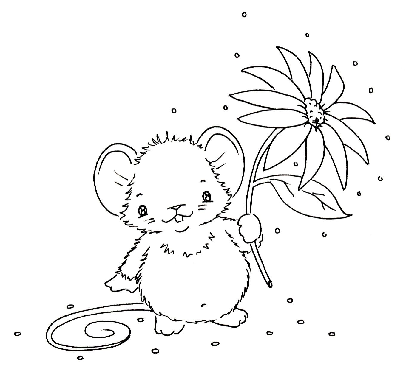 Cute little mouse for embroidery | Artsy Fartsy lets get creative ...