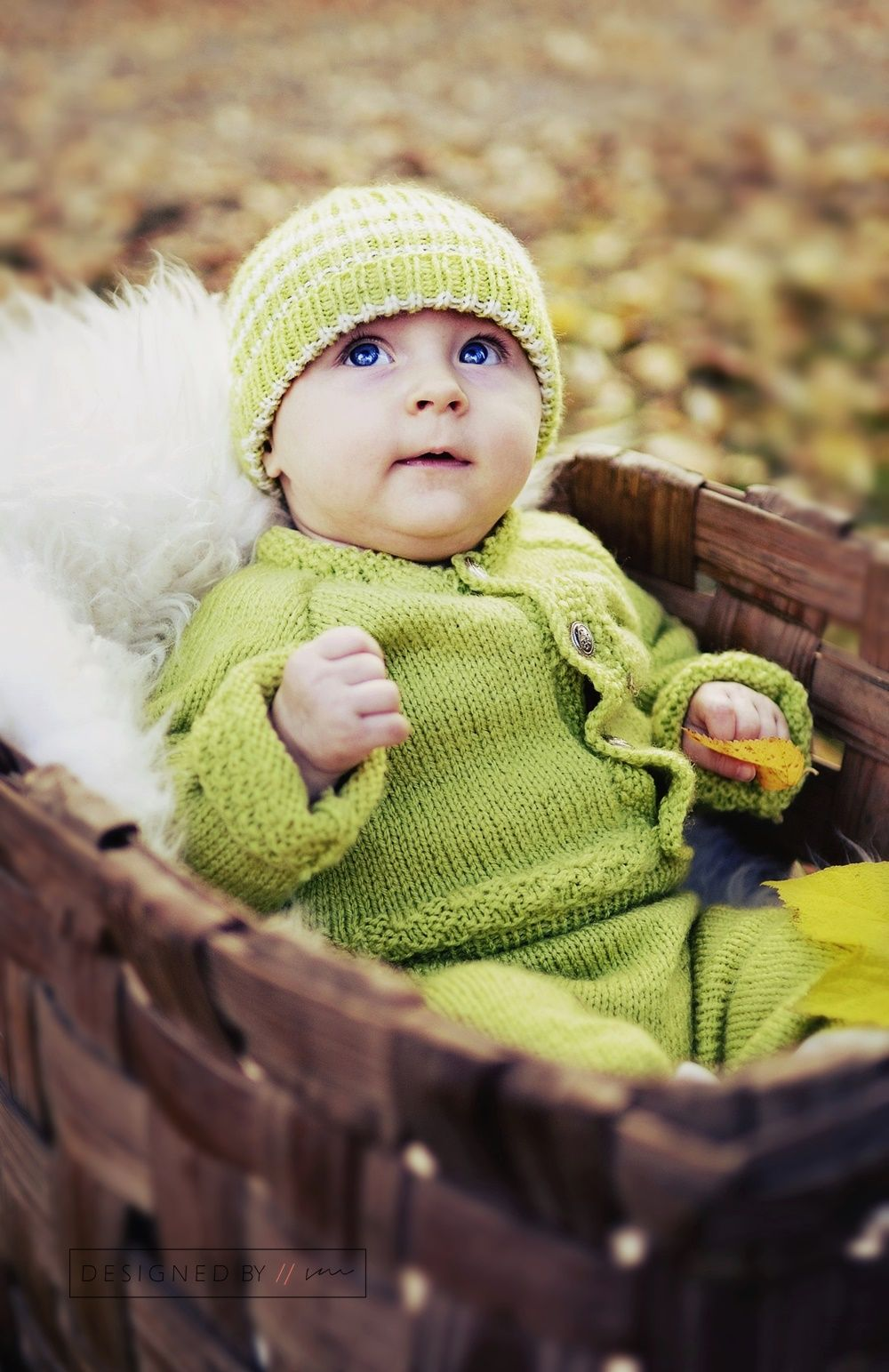 SYKSYINEN LAPSIKUVAUS // AUTUMN BABY PHOTO SHOOT