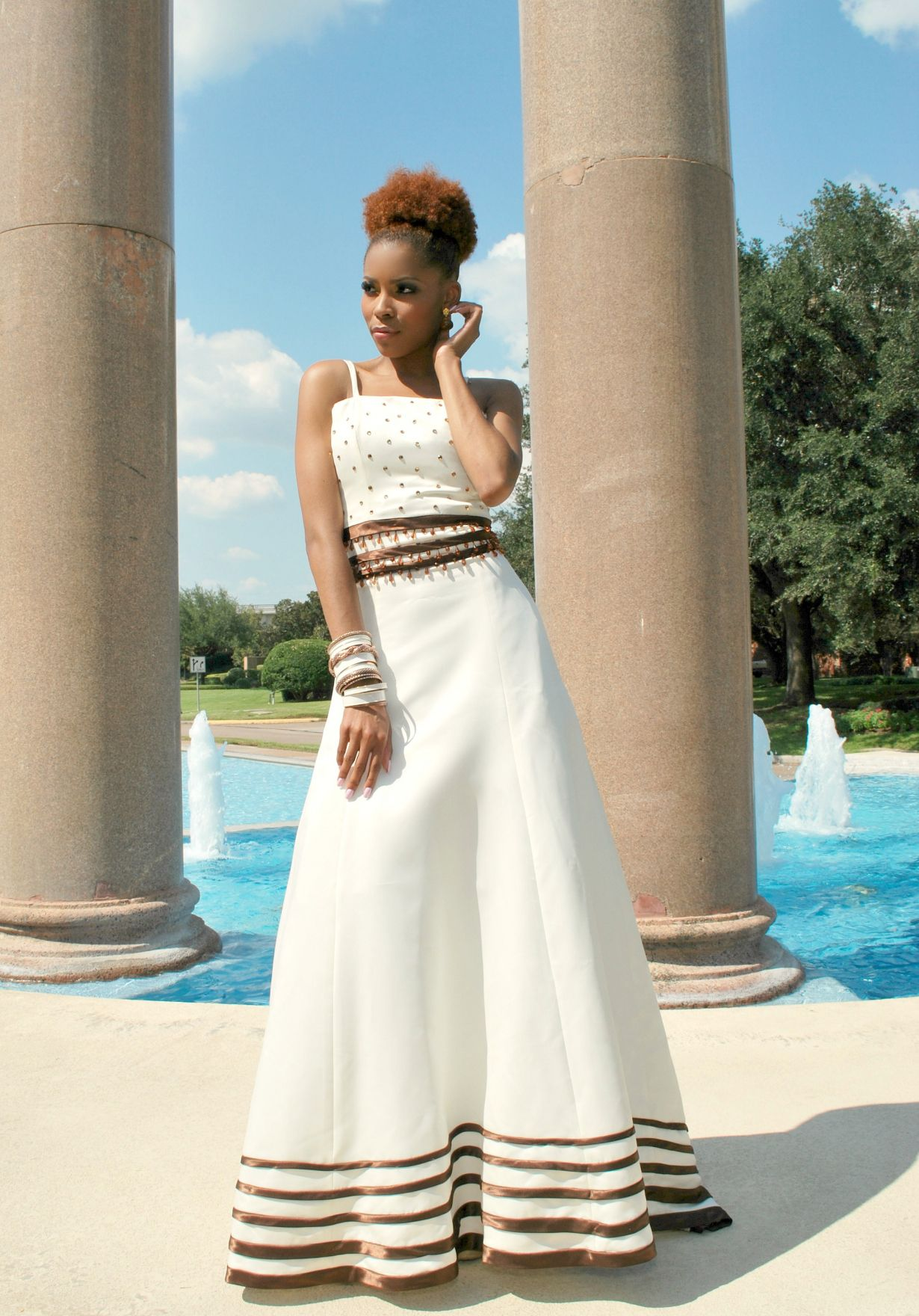 100+ African Wedding Dresses Designs - Dress for Country Wedding ...