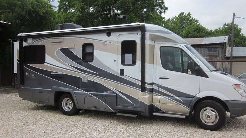 2012 Winnebago View Profile 24g Class C Rv For Sale By Owner In Georgetown Texas Rvt Com 124963 Winnebago Class C Rv Rv For Sale