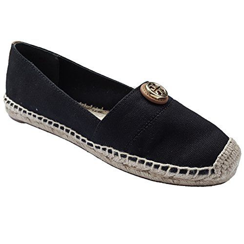 TORY BURCH Tory Burch Espadrille Flat Canvas Shoes Sneakers Beacher. #toryburch #shoes #shoes