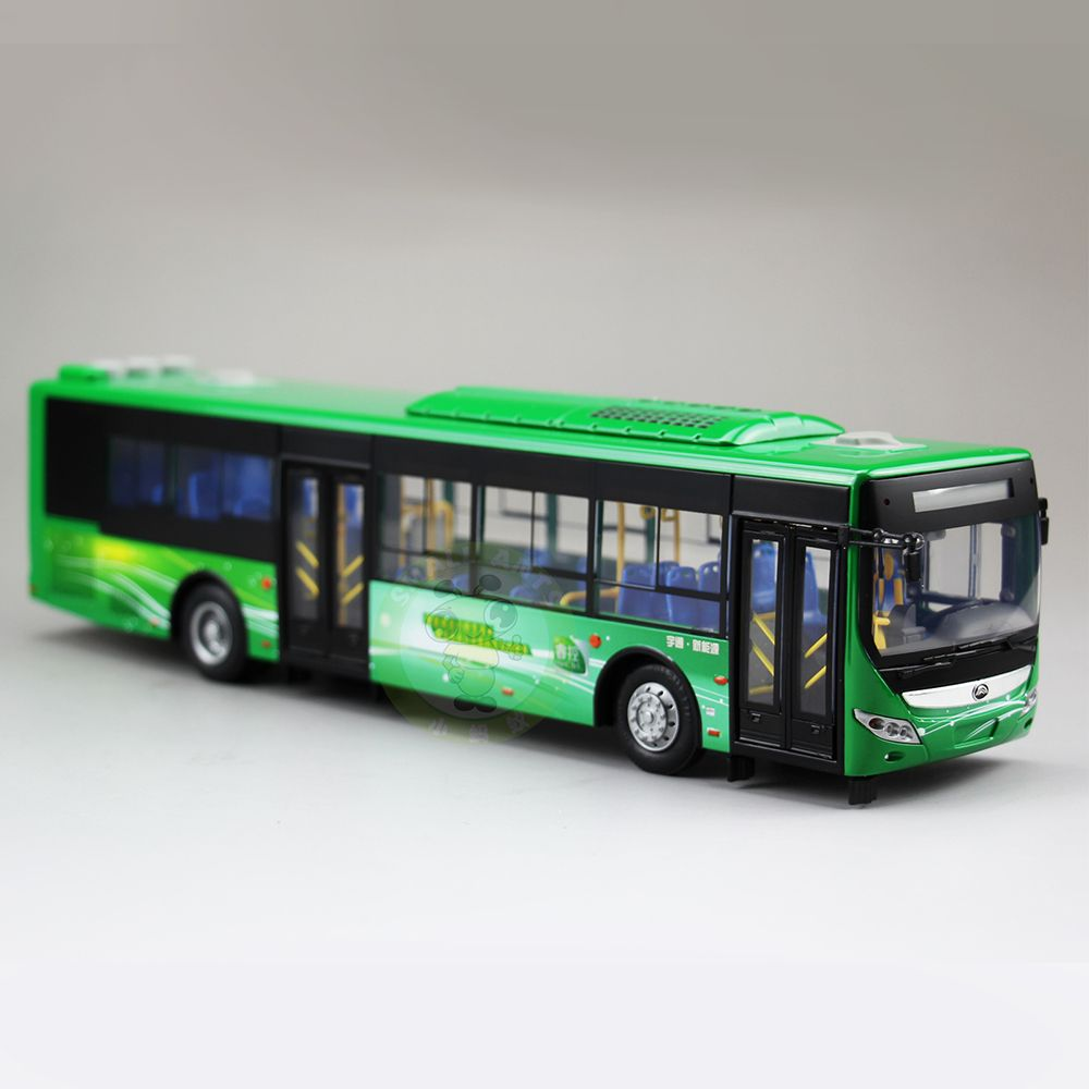 Click To Buy 1 43 Scale China Yutong City Bus Coach Car Diecast Model Toys Zk6125chevpg4 Affiliate Bus Coach Diecast Models Diecast