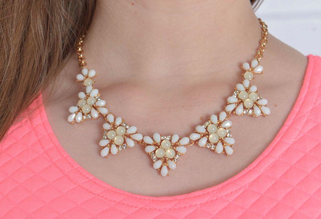 Statement necklaces all under $28