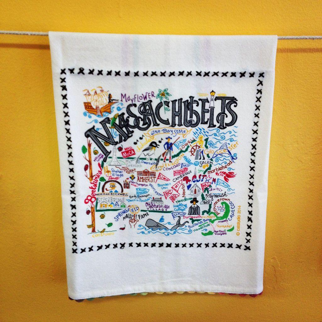 Massachusetts Towel